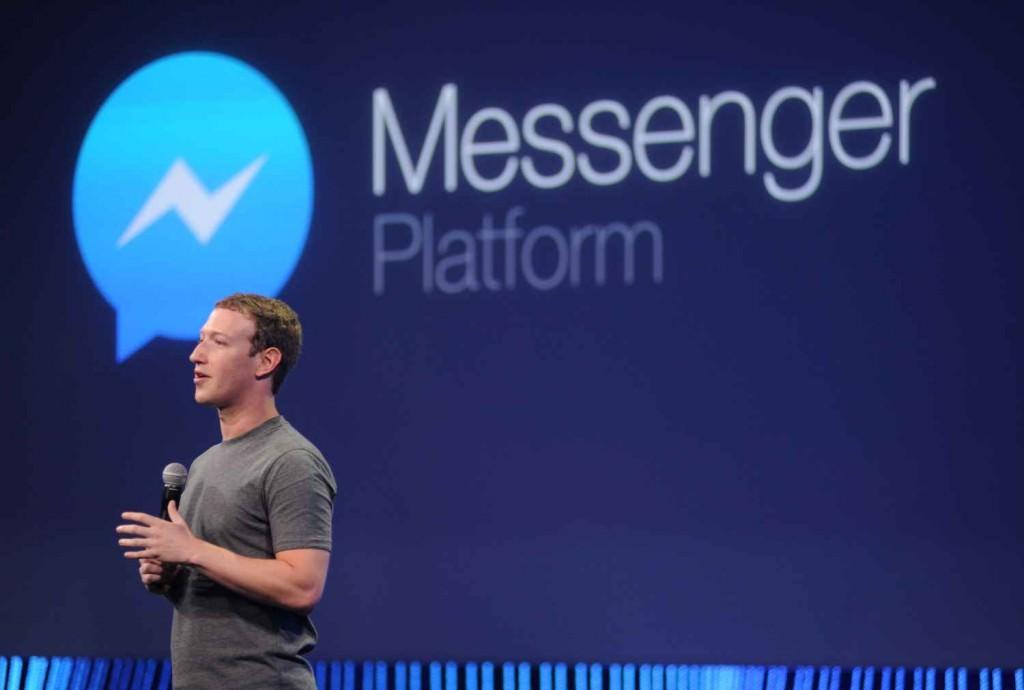 Conférence F8 - Bots Messenger - Conversationnel Blog