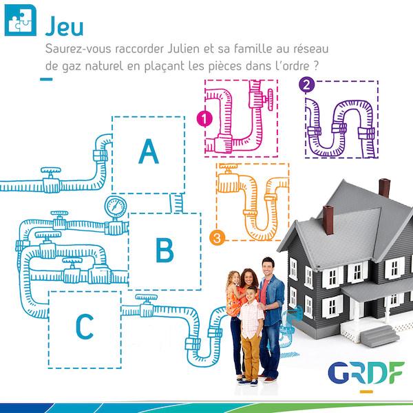 GRDF Brand Content