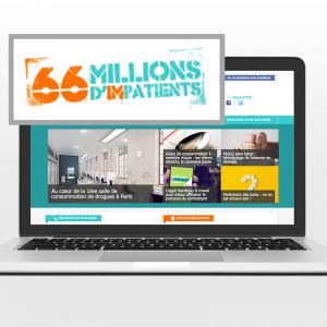CISS brand content site 66 Millions d'Impatients