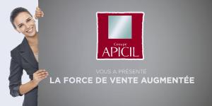 APICIL Force de vente augmentée