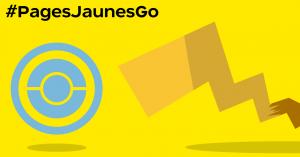 Pages Jaunes - Opération Pokemon GO