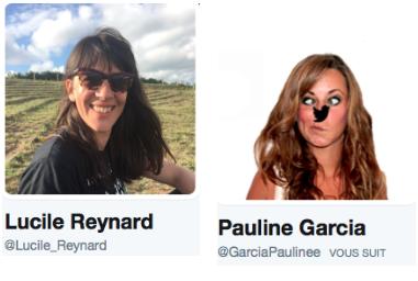 Lucile Reynard - Pauline Garcia - Conversationnel