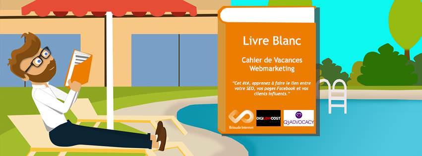 livre blanc cahier de vacance brioude internet - blog conversationnel