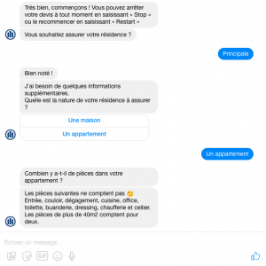 Chatbot Allianz