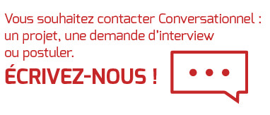 popup contact conversationnel