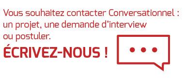 popup contact conversationnel